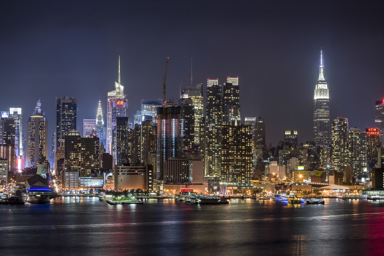 Why new york is the city